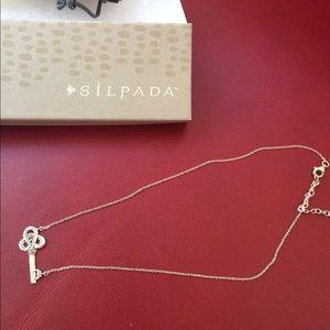 Silpada low-key necklace